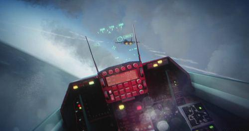 《战地3》空中格斗