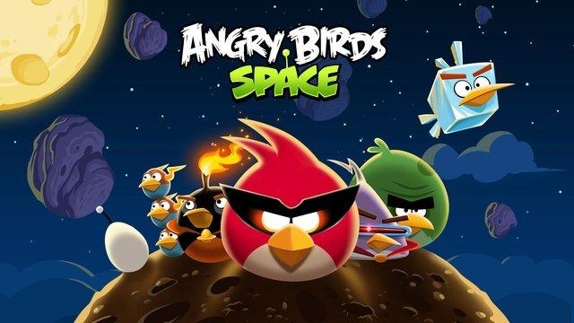 《愤怒的小鸟》太空版