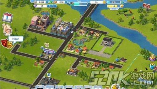 SimCity Social游戏截图