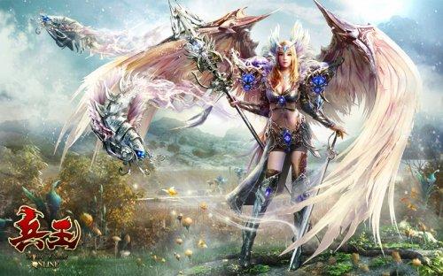 《兵王》第一女主酷似战神