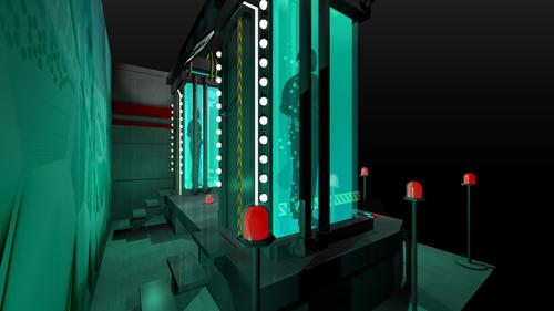 生化实验室设计图2