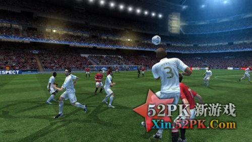 FIFA OL3 游戏截图