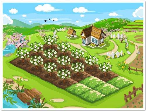 《开心农场》