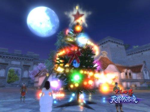 图3-漂亮的圣诞树