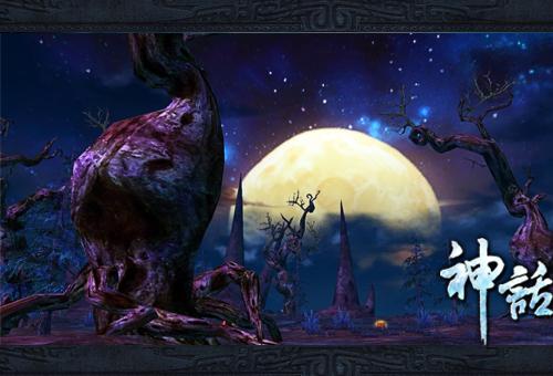 月出东山,汹涌前的宁静