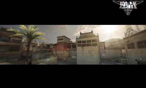 插图3 《逆战》全新爆破模式地图——21区