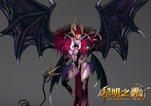 喜欢鞭笞敌人的蝙蝠女王索琳娜