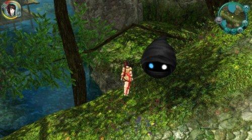 """《仙剑5前传》游戏中的""""软星包子"""""""