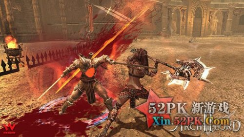 国战网游《霸王2》开启二测 战场系统更新