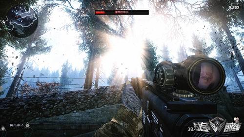CryENGINE3引擎打造《战争前线》顶级画质