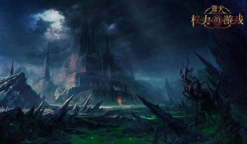 丧尸围城 阴森古堡