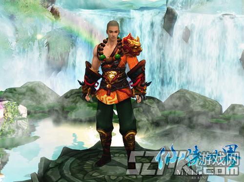 图片2:《仙侠世界》职业罗汉截图