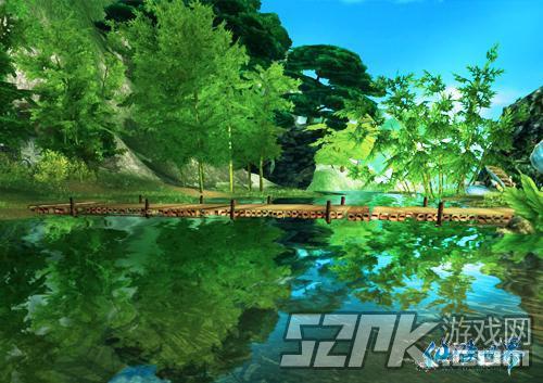 图片7:《仙侠世界》场景洛川