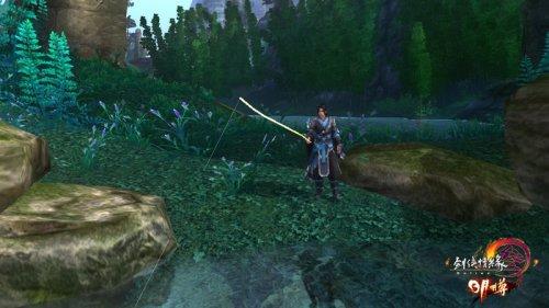 《剑网3》新服今日开启 试玩敢赔人民币