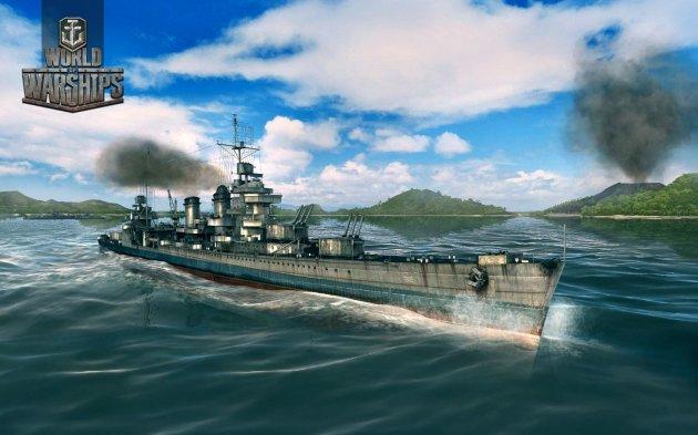 三位一体 《战舰世界》新战舰截图曝光