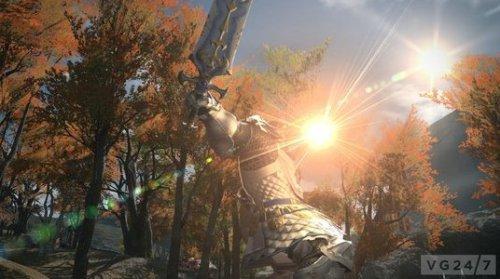5月末发布 《最终幻想14:重生之境》最新截图曝光