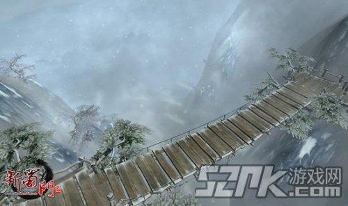 《新蜀门》十大全新场景景首度曝光