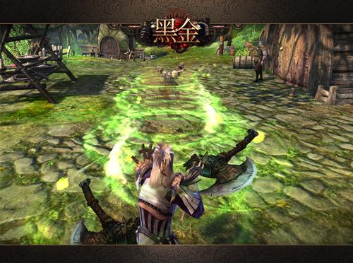 战争与和平 《黑金》打造新魔幻游戏体验