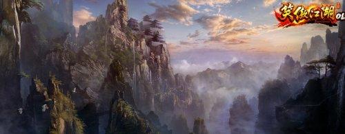 华山——独孤九剑,惊艳四座。
