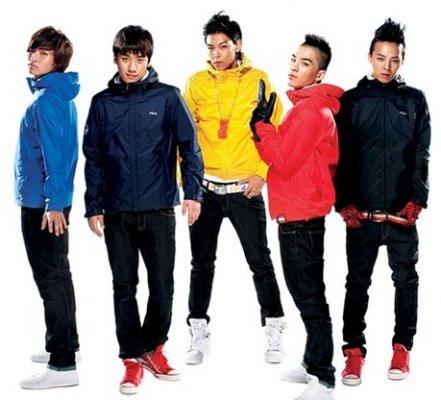 《劲舞团》韩国人气组合BigBang