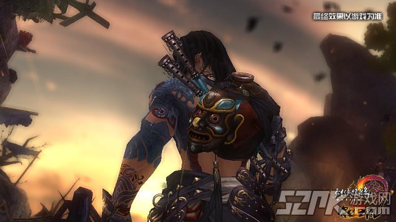 《剑网3》推出海量新挂件 彰显魅力大唐文化