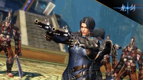 《龙剑》CJ爆料:感受动作与射击双重激情