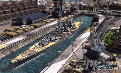 图2:A国衣阿华级战列舰