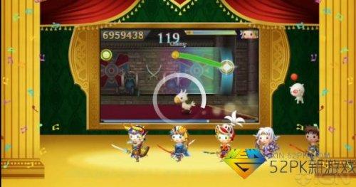 《最终幻想:节奏剧场.谢幕》明年上市