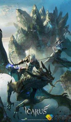 《伊卡洛斯》23日韩国封测 游戏内容一览