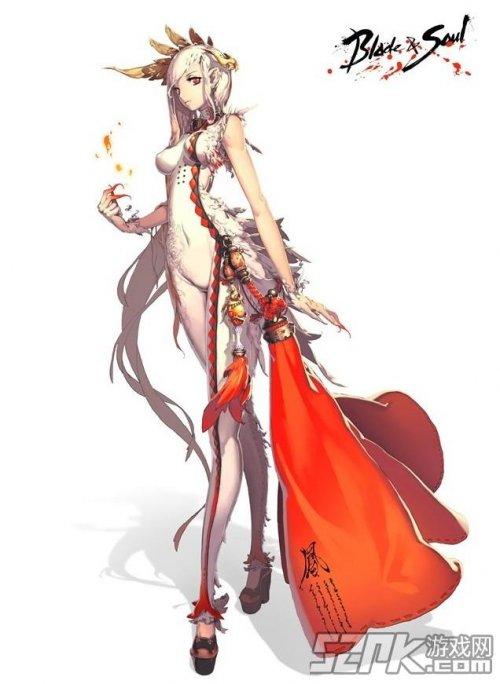 玩家设计的剑灵服饰