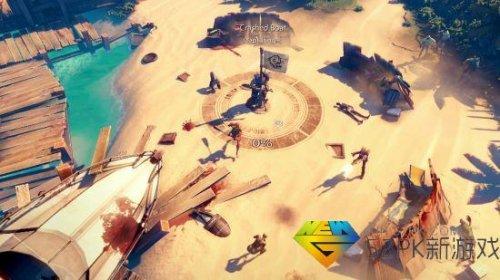 《死亡岛:传染病》游戏截图