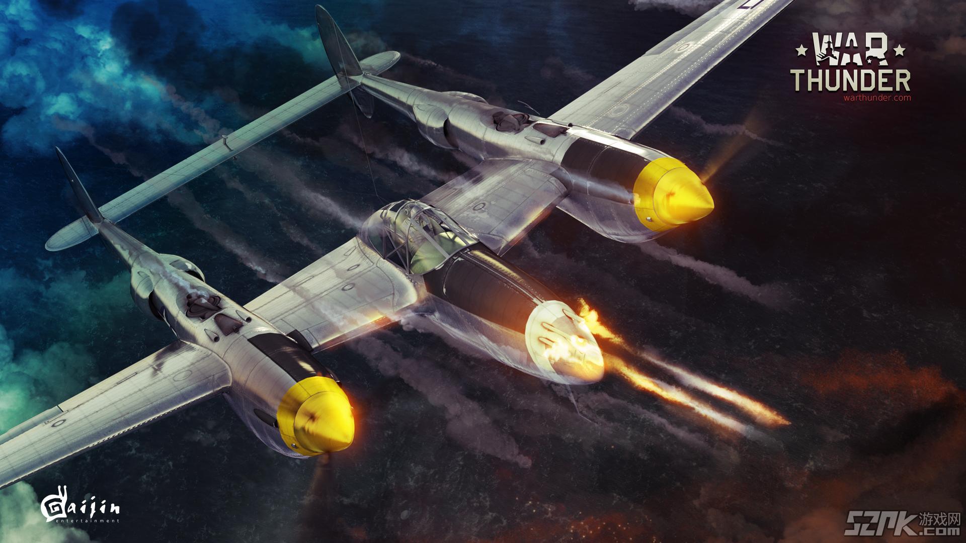 《战争雷霆》5月15日国服首测 腾讯进军战争游戏