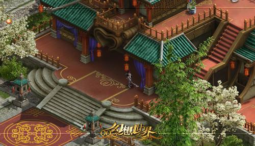 《幻想世界》新服全线飘红 限量周边疯狂派送