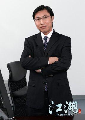 巨人总裁-纪学锋