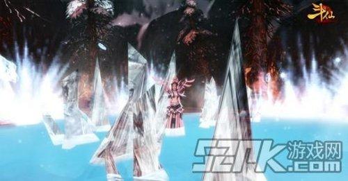 《斗仙》奕剑逆袭神技——冰河