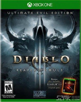 《暗黑3:终极邪恶版》主机版接受预定 游戏界面曝光
