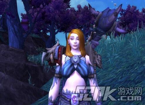 堪比表情帝!《魔兽世界》6.0资料片人类女新模型展示