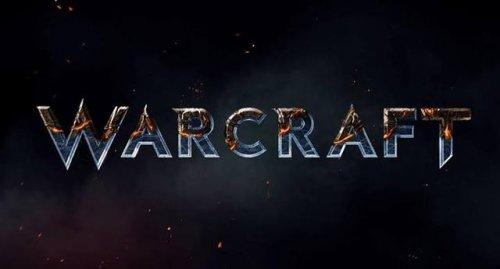 传奇影业公布魔兽电影版LOGO 钢火并存霸气十足