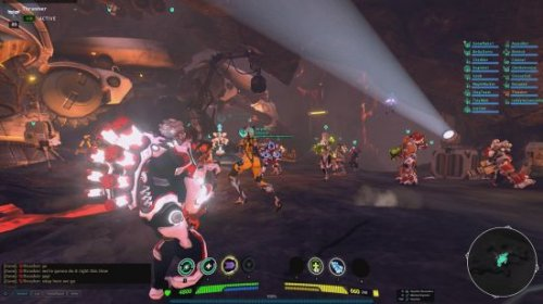 《火瀑》29日登录PC 二十人副本Boss大战视频公布