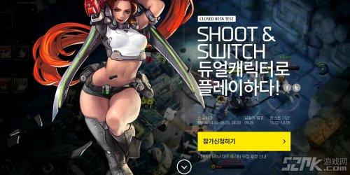NC SOFT全英雄作战游戏《Master X Master》