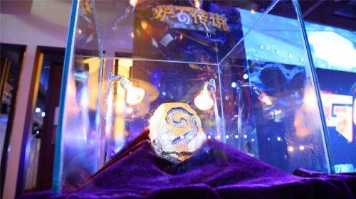 《炉石传说》黄金公开赛成都站 战火将燃