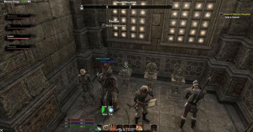 《兽人必须死》网络版登陆PS4 次世代主机端游大战