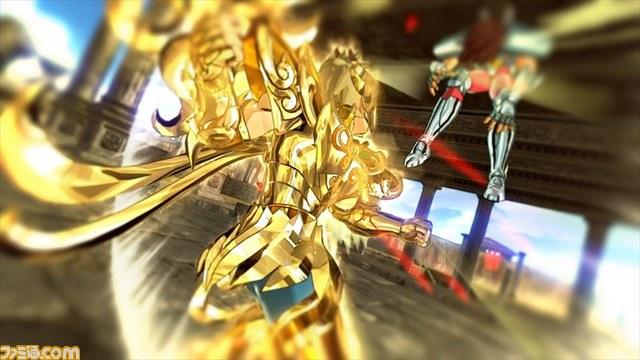 《圣斗士星矢》新作主题游戏曝光 今秋登陆steam平台