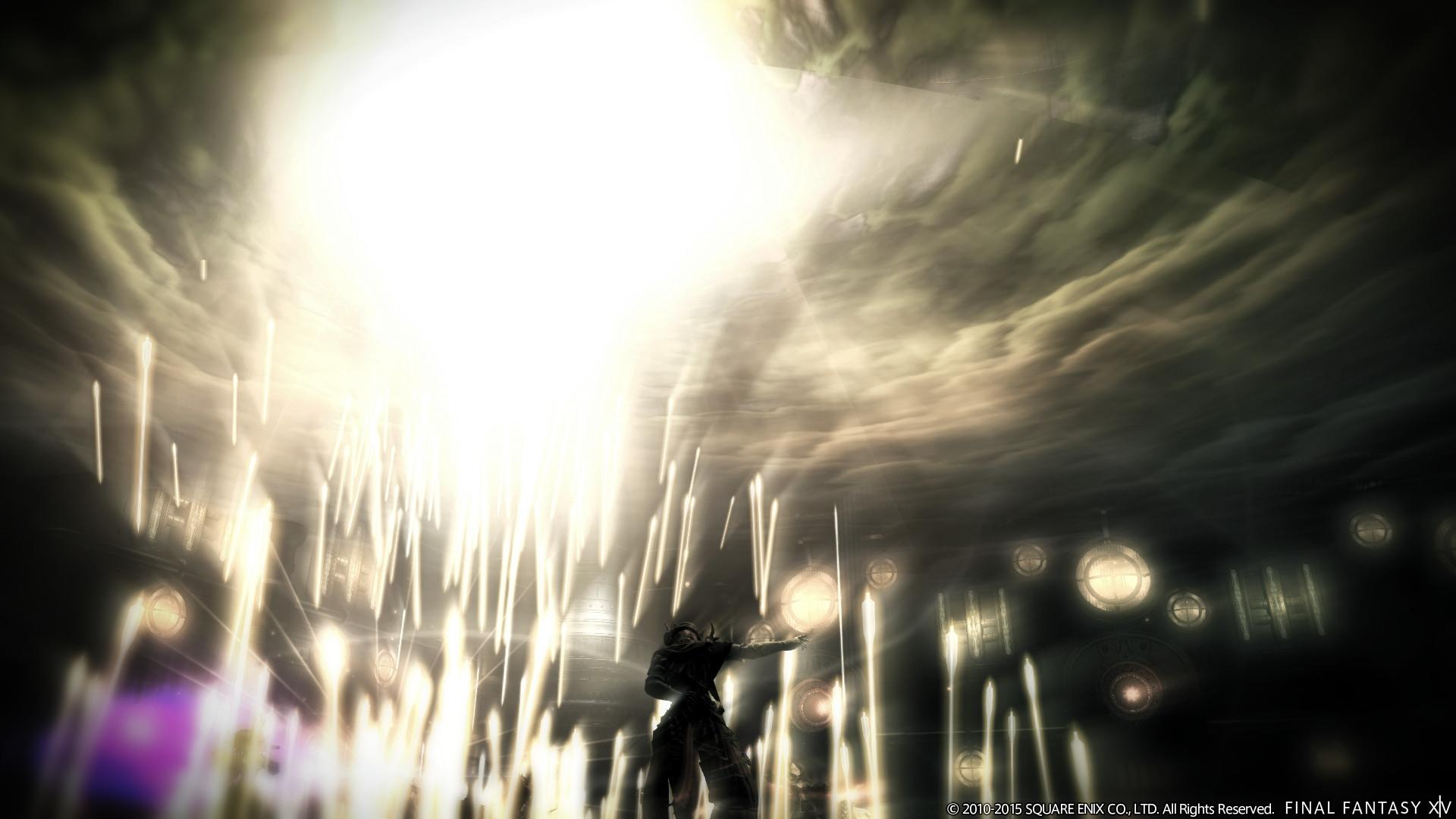 《最终幻想14》3.0补丁来袭 海量新截图抢先看