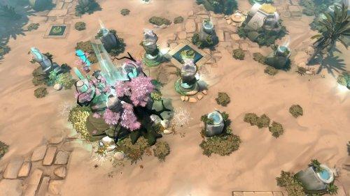 DOTA2沙漠地图