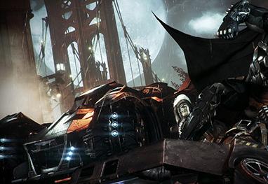 《蝙蝠侠:阿甘骑士》首个PC版修复优化补丁公布