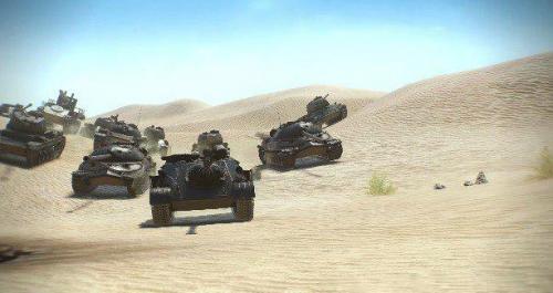 《坦克世界》登陆XboxOne 可跨主机平台对战