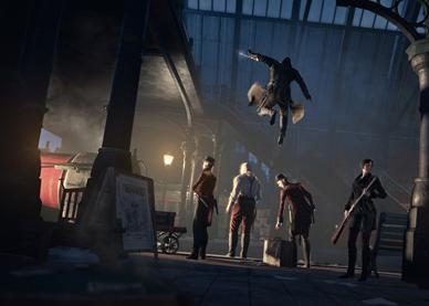 《刺客信条:枭雄》角色可自由切换 兄妹角色一键任选