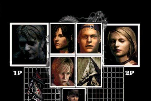 玩家自制2D横版《寂静岭》 多名主角可选