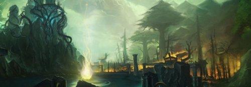 魔兽世界7.0背景故事探究:荣耀之城苏拉玛的故事